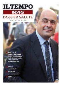 Copertina Il Tempo Mag Dossier Salute