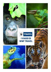 Copertina de I Viaggi di WWF Travel