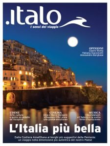Copertina di Italo - NTV